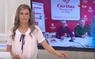 Cáritas La Rioja ha recibido en el último lustro 510.659 € provenientes de la doble X del IRPF