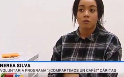 «¿Compartimos un café?», programa de jóvenes voluntarios