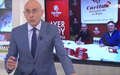 """Cáritas La Rioja presenta la campaña """"Ayer hoy mañana"""""""