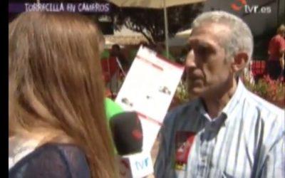 """Torrecilla en Cameros celebra su """"Fiesta de la Solidaridad"""" a beneficio de Cáritas La Rioja"""