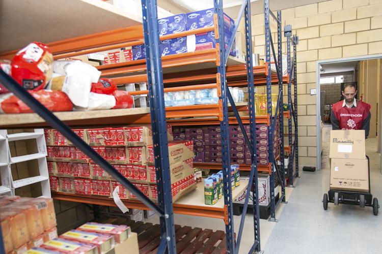 Centro Unificado de Reparto de Alimentos