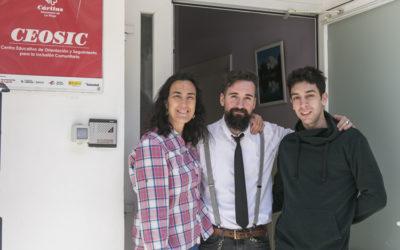 Bankia y Fundación Caja Rioja aportan 6.500 euros al CEOSIC