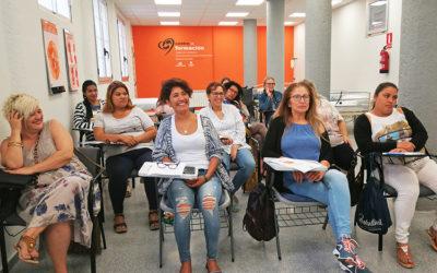 El Centro de Formación Virgen de la Esperanza ya imparte su primer certificado profesional a 15 personas