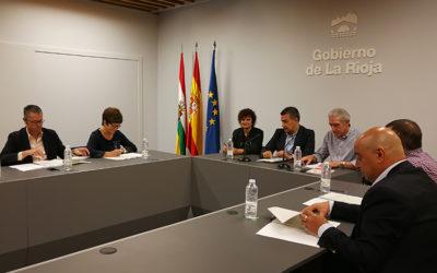Caritas La Rioja renueva el convenio con el Gobierno de La Rioja para la atención de temporeros