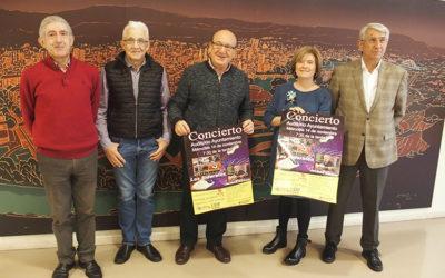 El 14 de noviembre, concierto solidario de Los Siderales y Jacinto Salazar