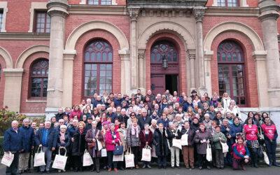 """La """"Jornada diocesana de formación y convivencia"""" reúne a 175 personas"""