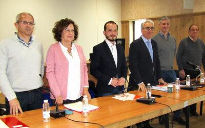 Las entidades que componen la Plataforma del Tercer Sector de La Rioja presentan a los partidos políticos sus propuestas electorales