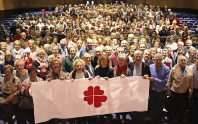 La Jornada Regional de Cáritas Aragón-La Rioja congrega a cerca de 500 agentes en su 25 aniversario
