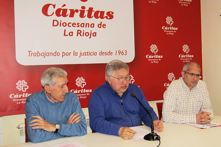 Cáritas La Rioja presenta cuatro propuestas políticas encaminadas a conseguir una sociedad más justa