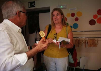 Entrevistas a Fernando Beltrán