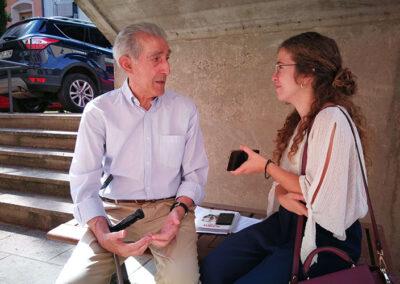 Entrevista a Luis Lleyda
