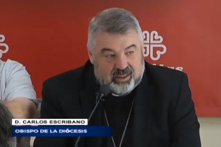 La despedida de Luis Lleyda y presentación de Fernando Beltrán, en el informativo de Popular TV