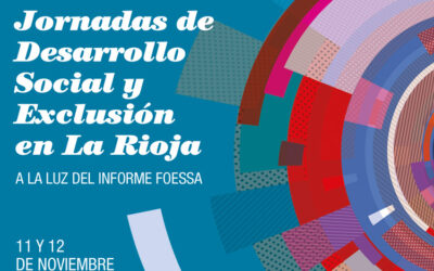 Caritas La Rioja organiza unas jornadas para presentar y analizar los datos de desarrollo social y exclusión de la sociedad riojana a la luz del Informe Foessa