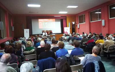 """La """"Jornada diocesana de formación y convivencia"""" de Cáritas La Rioja reúne a 150 personas"""