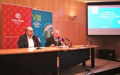 La Rioja presenta la cifra más baja de personas en exclusión social de España, pero el grado de exclusión es más grave que en otras regiones