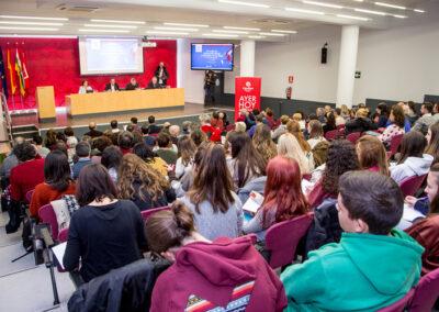 Fotografías cedidas por la Universidad de La Rioja