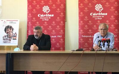 Cáritas La Rioja atendió en 2019 a 3.984 personas, benefició a 7.825 y destinó 291.968 euros a ayudas económicas