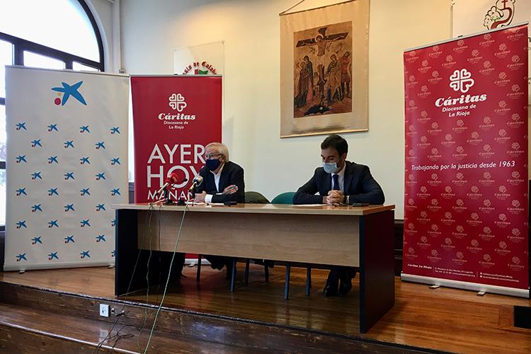 Cáritas La Rioja pone en marcha un sistema de microcréditos para ayudar a paliar los efectos de la crisis en personas con situación de integración precaria