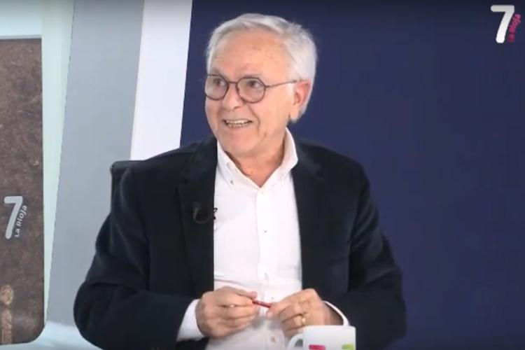 Entrevista a Fernando Beltrán en Punto de Encuentro (7 La Rioja)