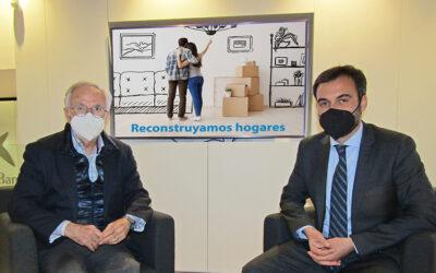 CaixaBank impulsa un crowdfunding solidario a favor de Cáritas La Rioja