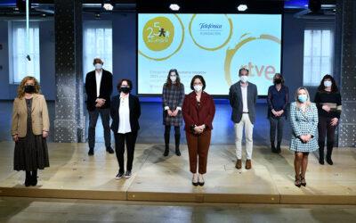 La Fundación Inocente, Inocente entrega 14.286 euros a los alojamientos temporales de Cáritas La Rioja