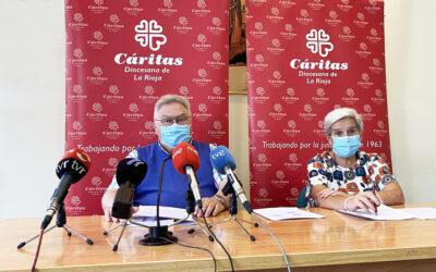 Una encuesta de Cáritas La Rioja advierte que el Ingreso Mínimo Vital no ha ayudado a reducir la pobreza en la región
